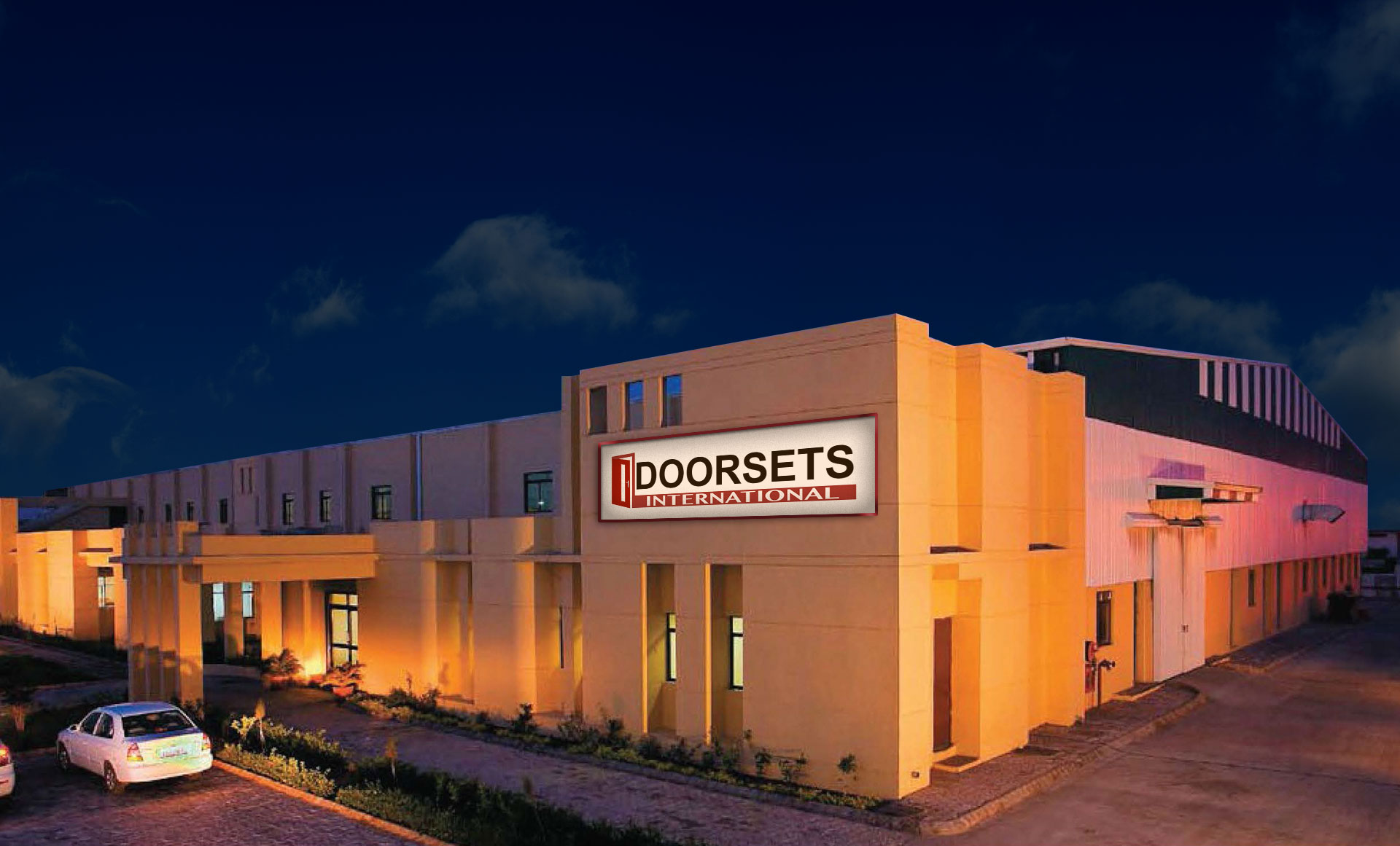 ... high performance acoustics and severe duty doors. Doorsets International will deliver accurate and cost effective door solutions on time and in full. & Doorsets International | Laidlaw.ae